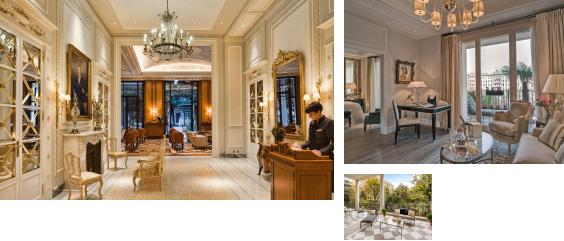 Plazzo parigi hotel & grand spa